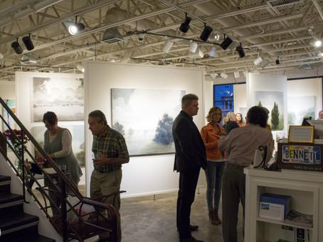 Artist Feature: Charlotte Terrell at Bennett Galleries Nashville