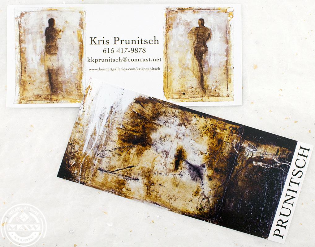 Kris Prunitsch-Promo Card