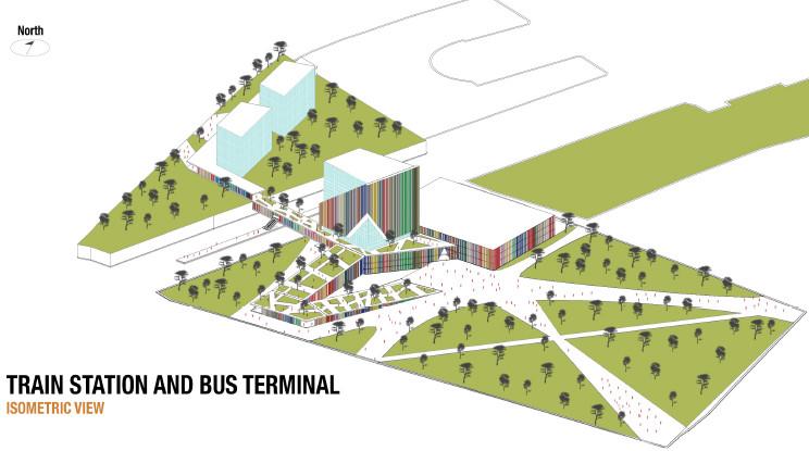 Terminal de Buses Zona 4