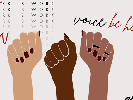 Community Members Amplifying the Voices of Fellow Sex Workers and Victims of Trafficking