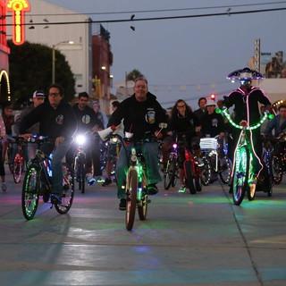Venice Electric Light Parade