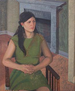 Nicole - Portrait by Yedidya hershberg.j