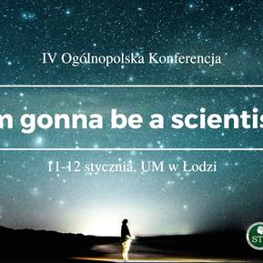 """Skarpetki na Płaskostopie? LogicSock na """"I'm gonna be a scientist"""""""
