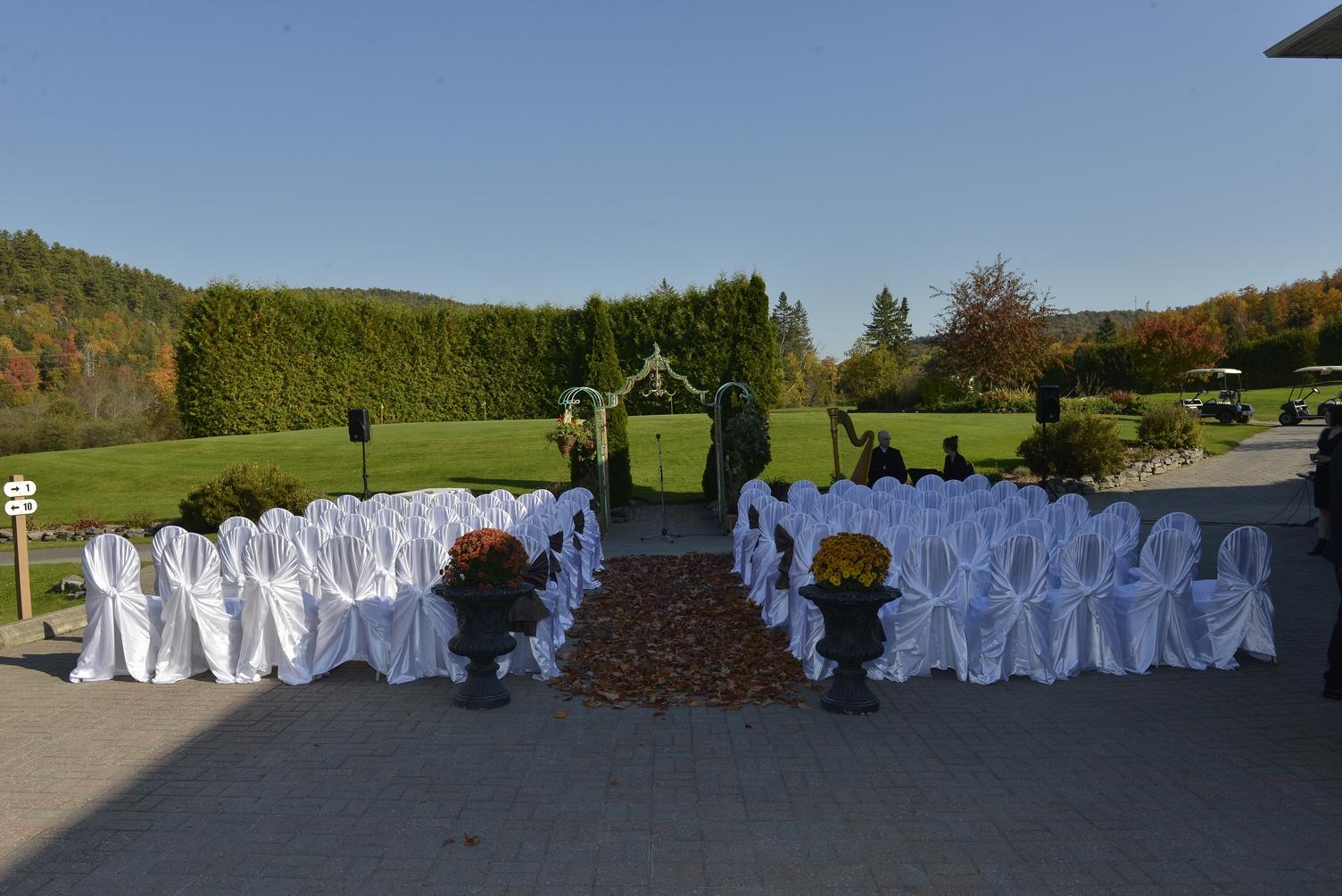 Wedding ceremony 2014