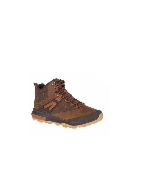 MERRELL TOFFEE ZION MID GTX WALKING BOOTS