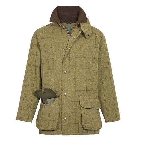 Alan Paine Basil Rutland Tweed Waterproof Membrane Shooting Coat