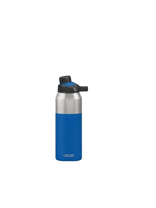 CAMELBAK COBALT BLUE CHUTE MAG VACUUM INSULATED 20 OZ BOTTLE
