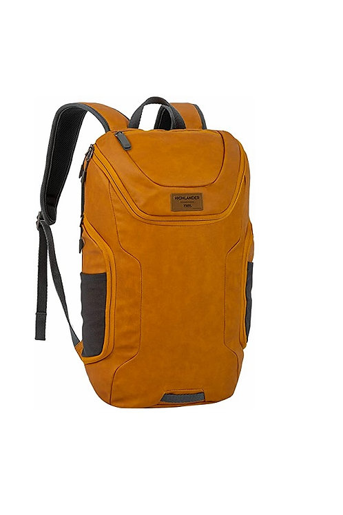 HIGHLANDER ORANGE BAHN 22L DAYSACK