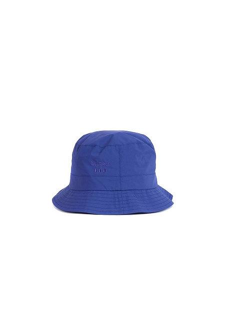 BARBOUR ECLIPSE BLUE WEATHER COMFORT BUCKET HAT