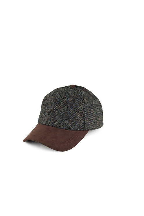 FAILSWORTH GREEN MIX HARRIS TWEED (2016) BASEBALL HAT