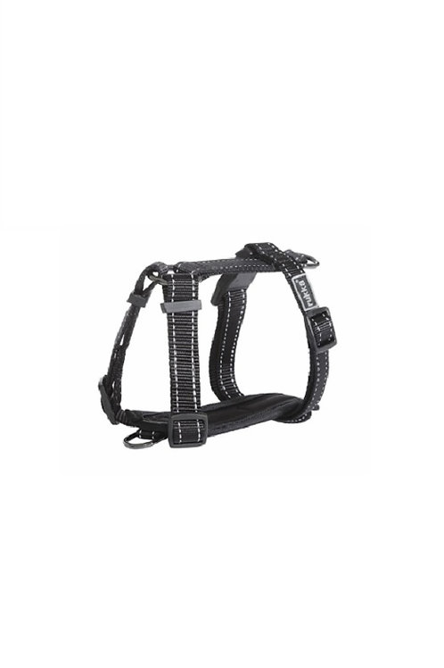 RUKKA BLACK M FORM DOG HARNESS