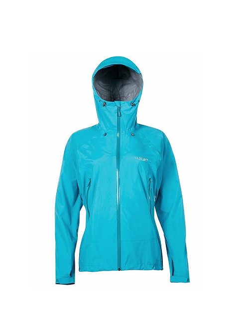 RAB LADIES TASMAN DOWNPOUR PLUS JACKET