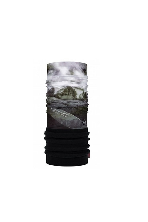BUFF 3 CIME BLACK MOUNTAIN COLLECTION POLAR NECKWEAR