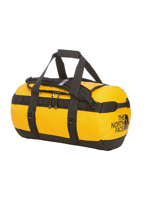 THE NORTH FACE SUMMIT GOLD/BLACK LARGE BASE CAMP DUFFEL BAG