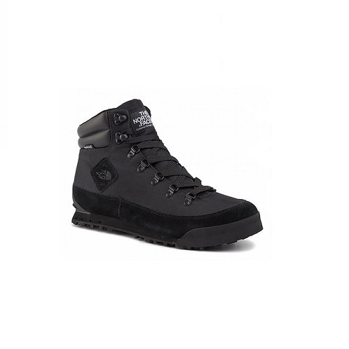 THE NORTH FACE MENS BLACK/WHITE BACK-TO-BERKELEY BOOT