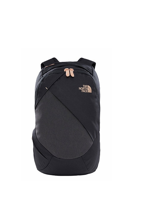 THE NORTH FACE BLACK HEATHER ELECTRA 12L RUCKSACK
