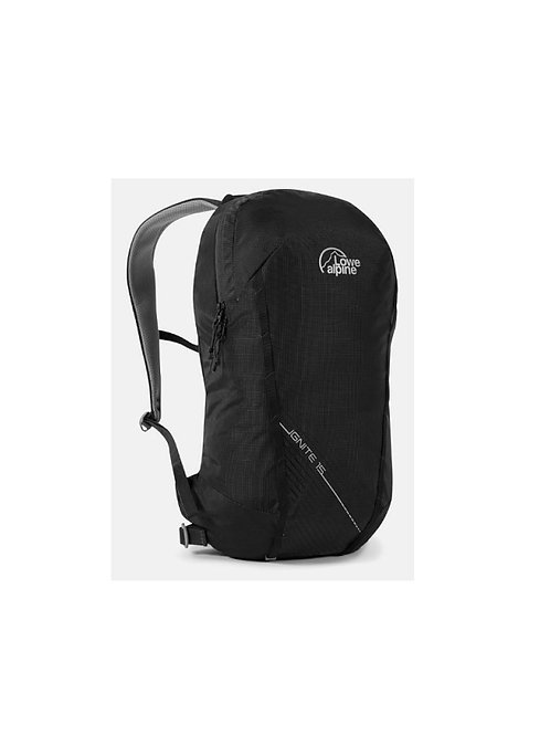 LOWE ALPINE BLACK IGNITE 15 RUCKSACK