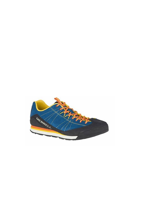MERRELL SAILOR CATALYST SUEDE WALKING SHOES