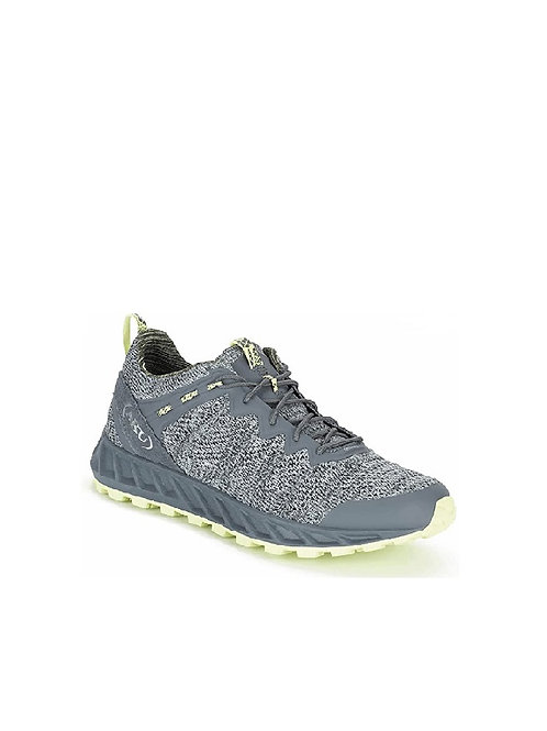 AKU LADIES GREY/AQUAMARINE RAPIDA AIR SHOES