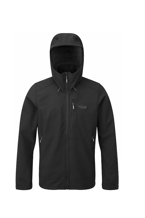RAB ANTHRACITE SALVO JACKET