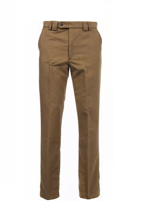 BARBOUR LOVAT TRADITIONAL FIT MOLESKIN TROUSERS
