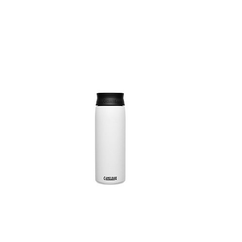 CAMELBAK WHITE  HOT CAP VACUUM INSULATED 20 OZ BOTTLE