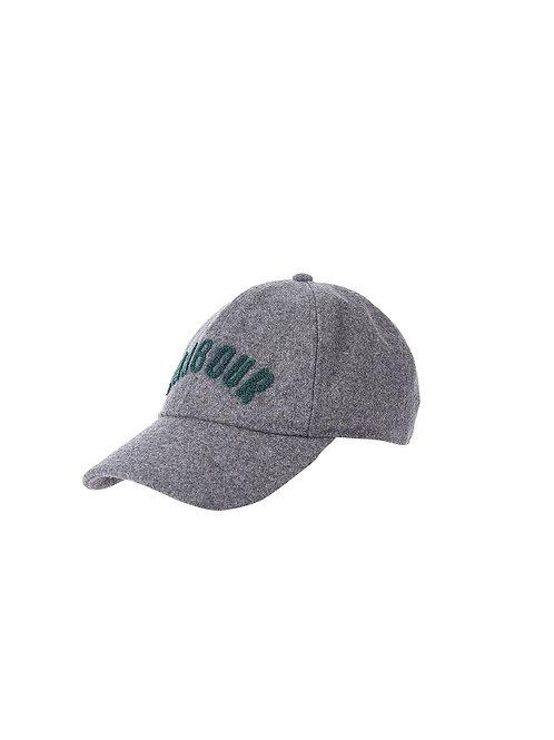 BARBOUR GREY/SEAWEED LANTON SPORTS CAP