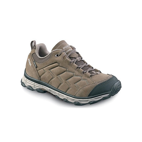 MEINDL LADIES BROWN SAVONA GTX WALKING SHOES