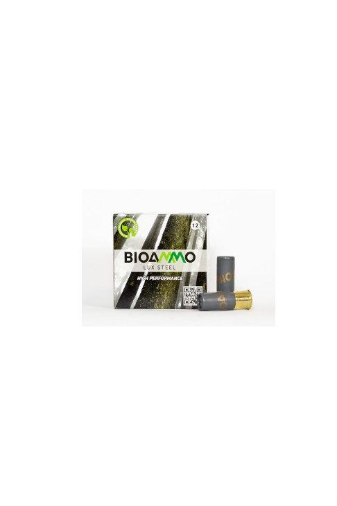 BIOAMMO LUX STEEL 12G  5-32 GMS BIO WAD £106.20 * IN STOCK IN STORE