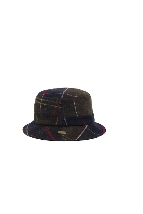 BARBOUR CLASSIC TARTAN GALLOWAY BUCKET HAT