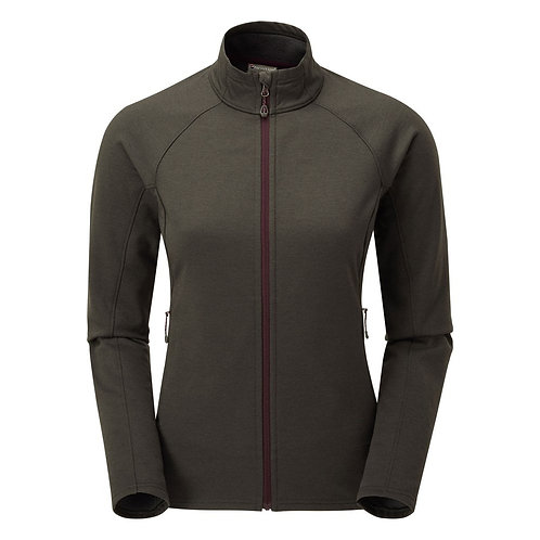 MONTANE LADIES CHARCOAL BELLATRIX JACKET