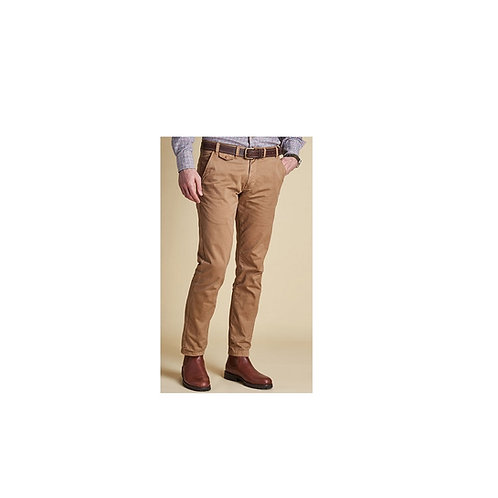 BARBOUR SAND NEUSTON TWILL TROUSERS