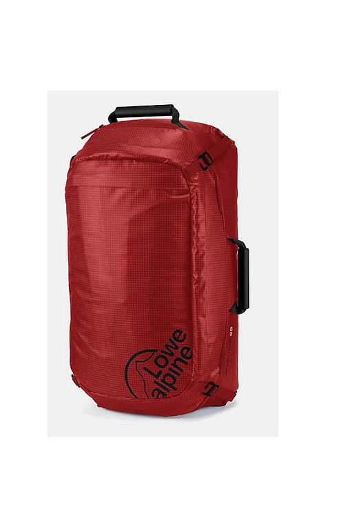 LOWE ALPINE PEPPER RED/BLACK AT KIT BAG 60L