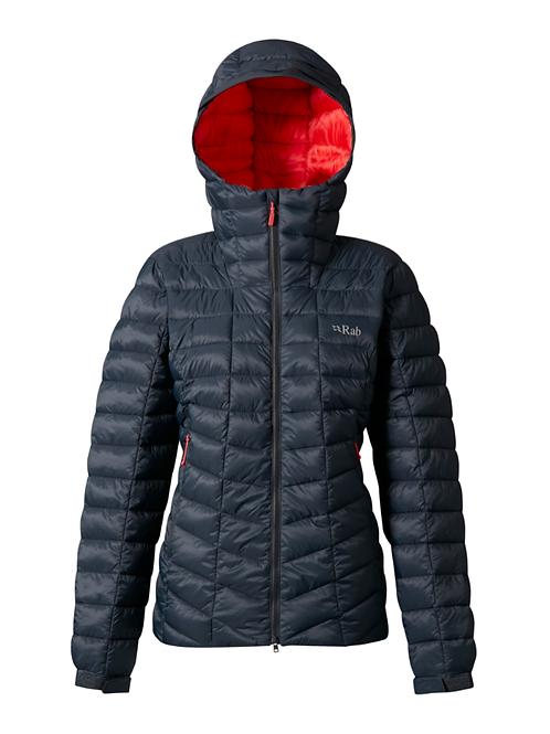 Rab Ladies Beluga Nebula Pro Jacket