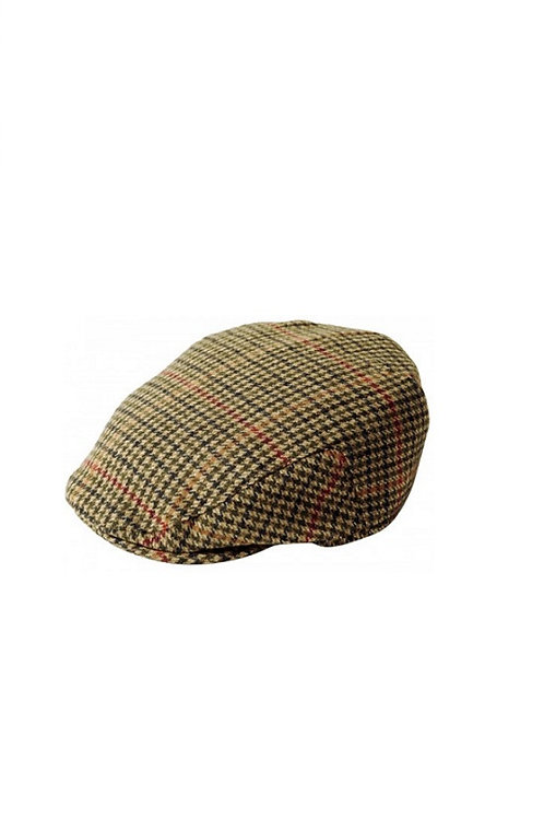 FAILSWORTH NORWICH FLAT CAP (111) CHECK