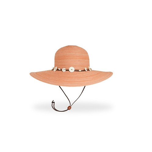 SUNDAY AFTERNOONS CORAL CARIBBEAN HAT