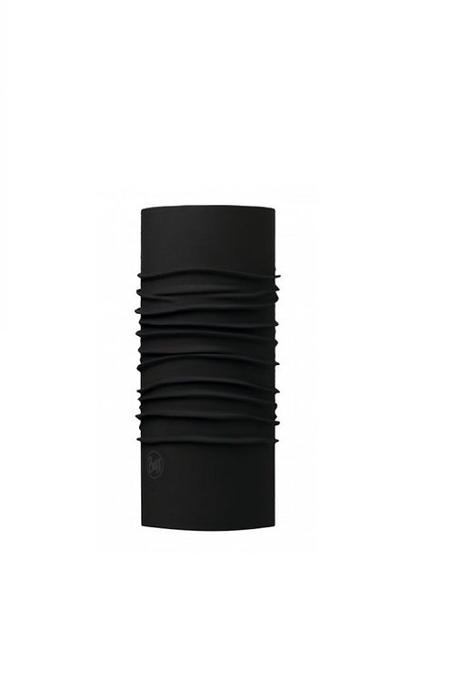 BUFF SOLID BLACK ORIGINAL  NECKWEAR