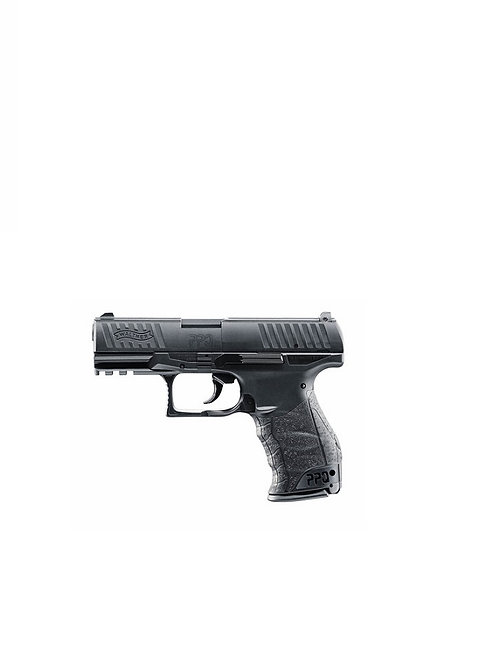 UMAREX WALTHER PPQ BLACK SYNTHETIC AIR PISTOL .177 PELLET