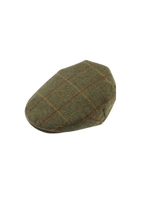 ALAN PAINE OAK RUTLAND TWEED CAP