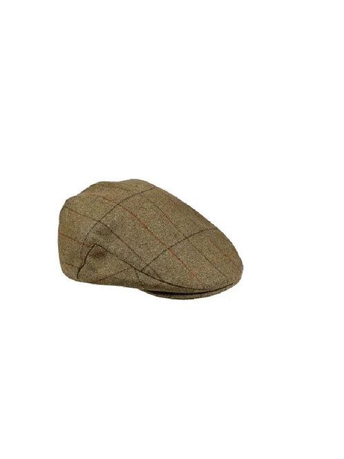 ALAN PAINE ELM COMBROOK TWEED CAP