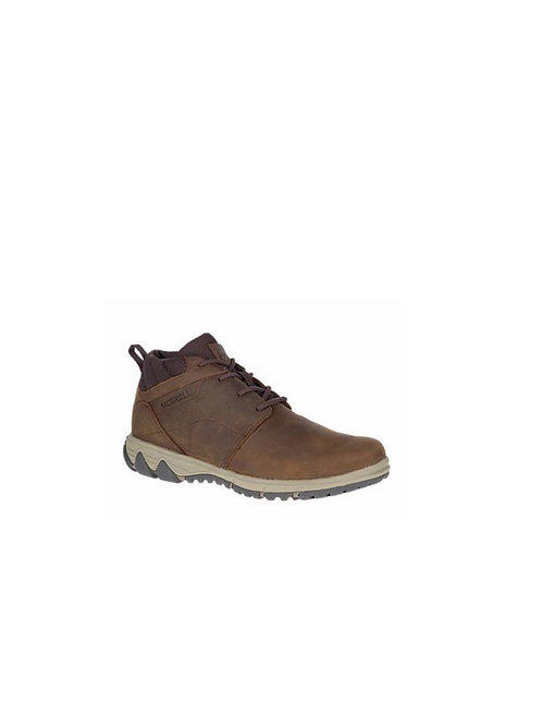 MERRELL CLAY ALL OUT BLAZE FUSION WALKING BOOTS