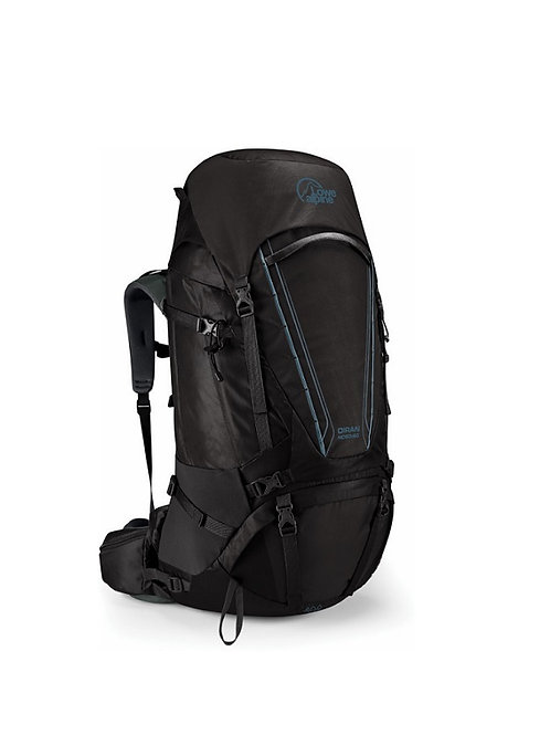 LOWE ALPINE ANTHRACITE DIRAN 50-60 BACKPACK