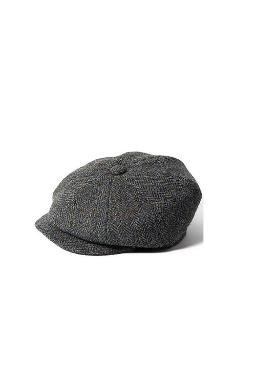 FAILSWORTH CARLOWAY (2012) GREY FLAT CAP