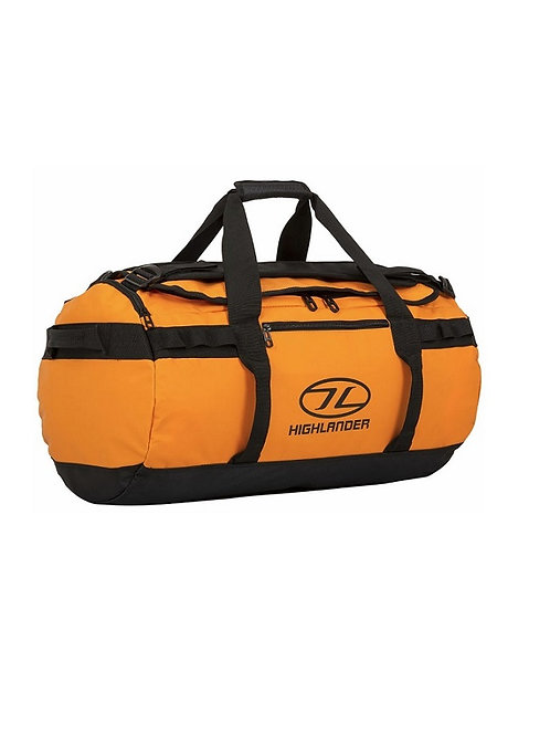 HIGHLANDER ORANGE STORM 45L KITBAG
