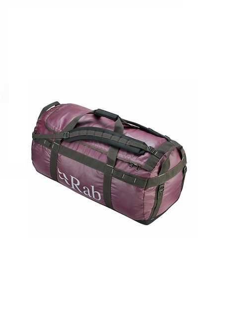 RAB RED 120L EXPEDITION KITBAG