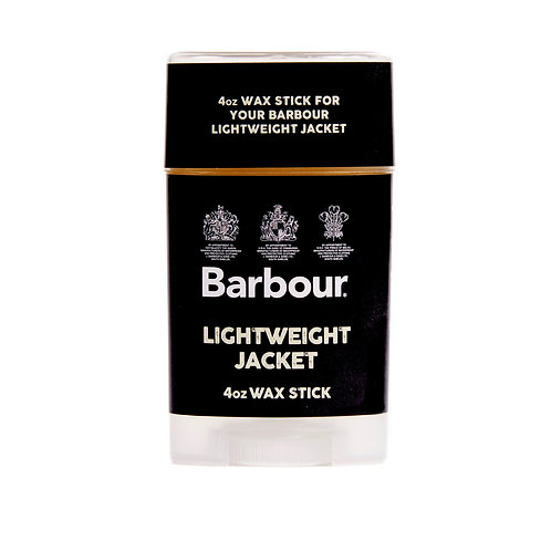 BARBOUR LIGHTWEIGHT JACKET REPAIR WAX