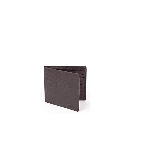 DENTS BROWN CASSLEY PEBBLE GRAIN BILLFORD WALLET