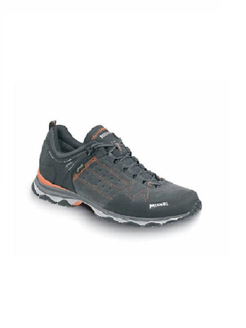 MEINDL BLACK/ORANGE ONTARIO GTX WALKING SHOES