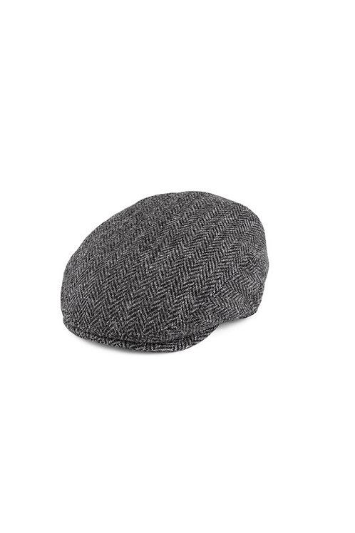 FAILSWORTH STORNOWAY (4615) DARK GREY FLAT CAP