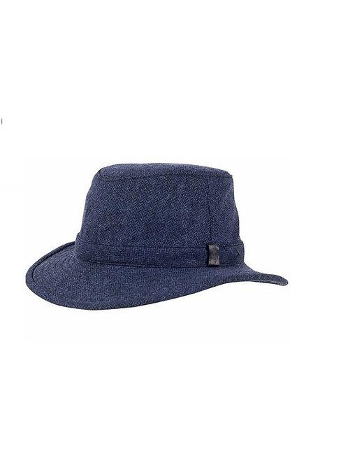 TILLEY BLUE/BLACK TTW2 TEC-WOOL  HAT